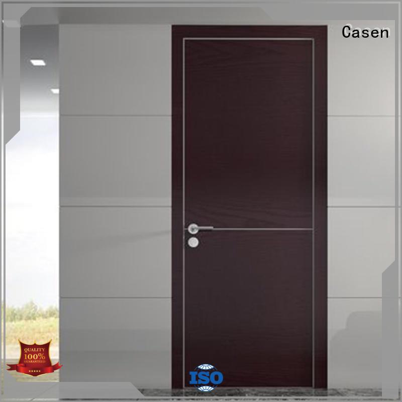 Wholesale fashion modern wooden doors Casen Brand