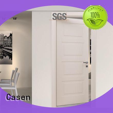 Casen high quality 6 panel doors gray