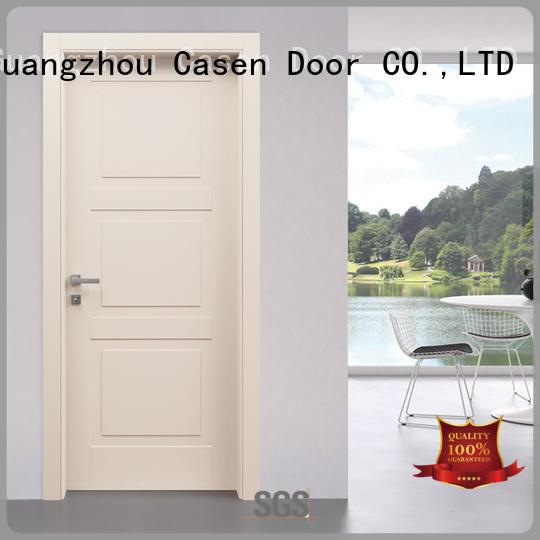 style bedroom 4 panel doors simple Casen