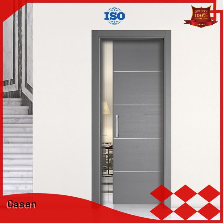 cheap bathroom doors easy for washroom Casen