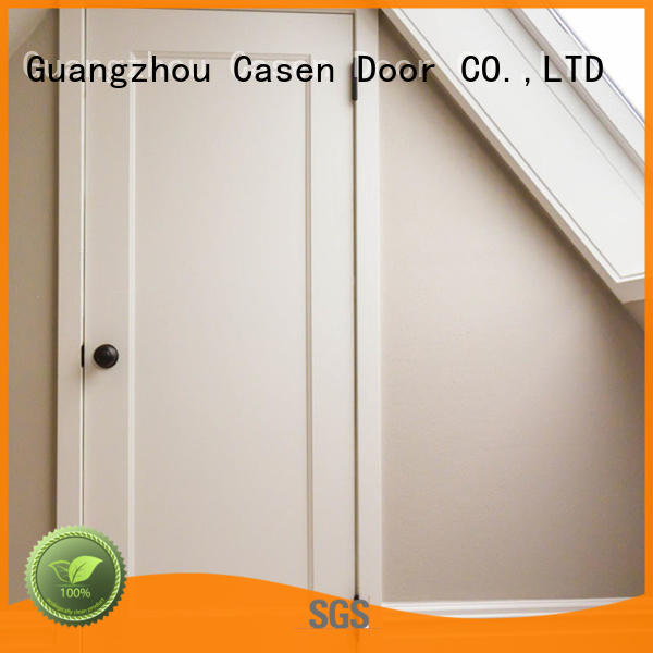 fast installation mdf interior doors high quality at discount for bedroom
