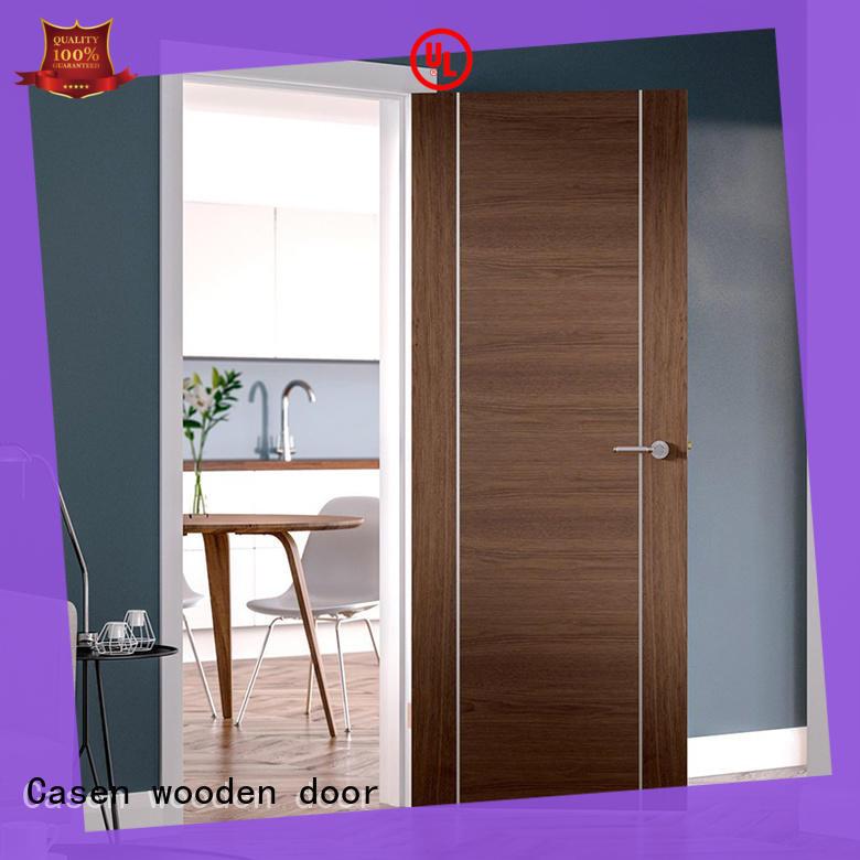 Casen high quality hardwood doors professional for shop