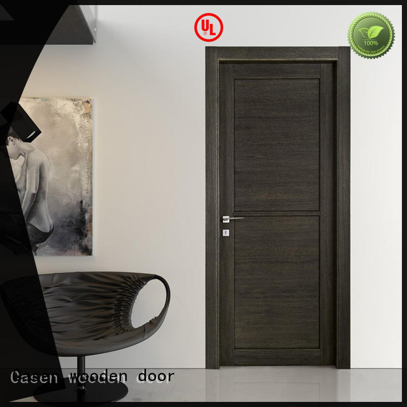 Casen Brand wooden style 4 panel doors manufacture