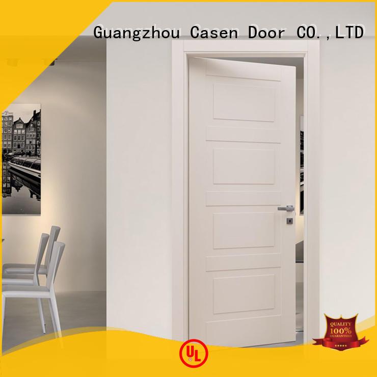 Casen Brand door 4 panel doors simple factory