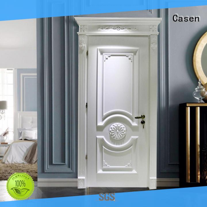 Casen american solid wood interior doors easy for kitchen