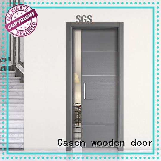 wooden half glass interior door top brand glass aluminium for washroom