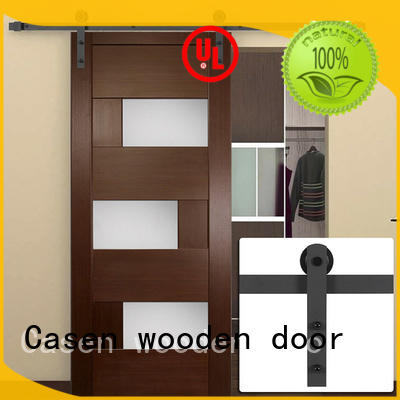 Casen Brand doors mdf barn door washroom supplier
