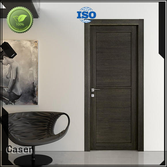 light color 6 panel doors dark for washroom