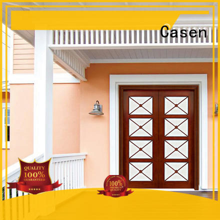 contemporary entry doors edge villa fashion Casen Brand company