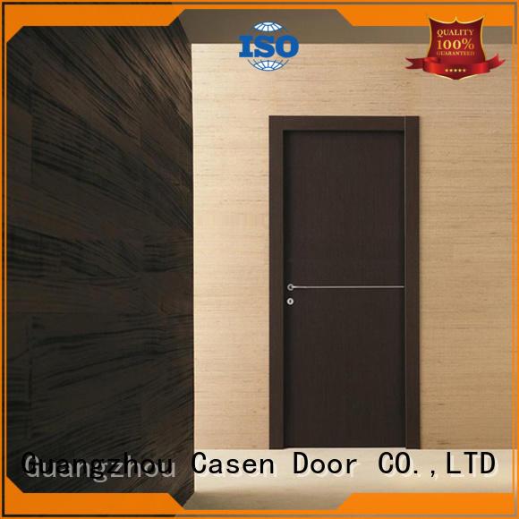 Casen luxury solid wood door at discount for store