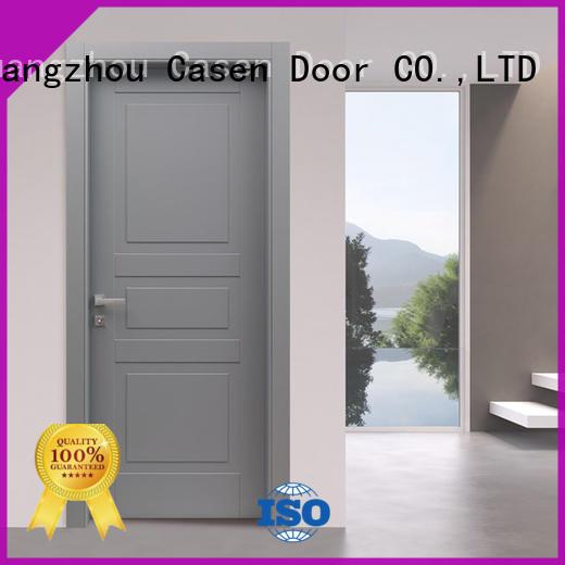 Casen plain 4 panel doors simple style for bathroom