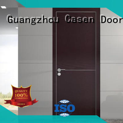 Casen Brand interior design modern wooden doors color supplier