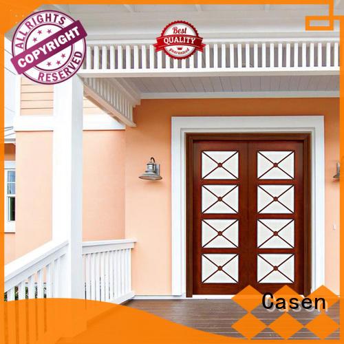 Casen luxury design oak doors antique for house