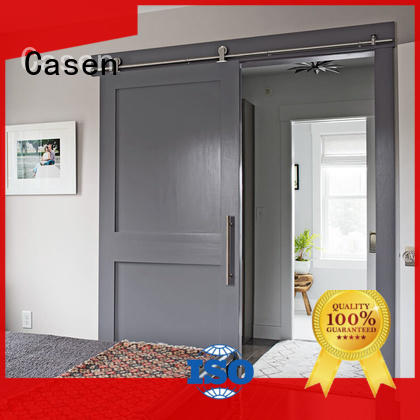 mdf barn door special for bedroom Casen
