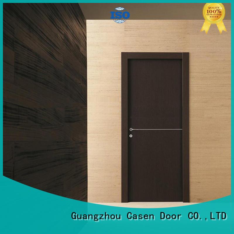 Casen high-end interior wood doors for shop