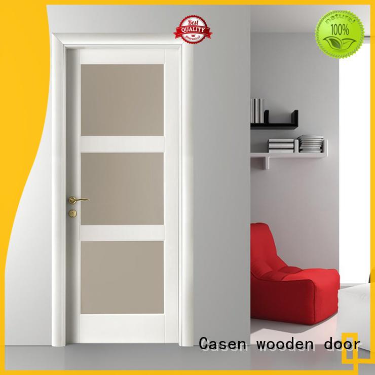 Casen on-sale half glass interior door easy for washroom