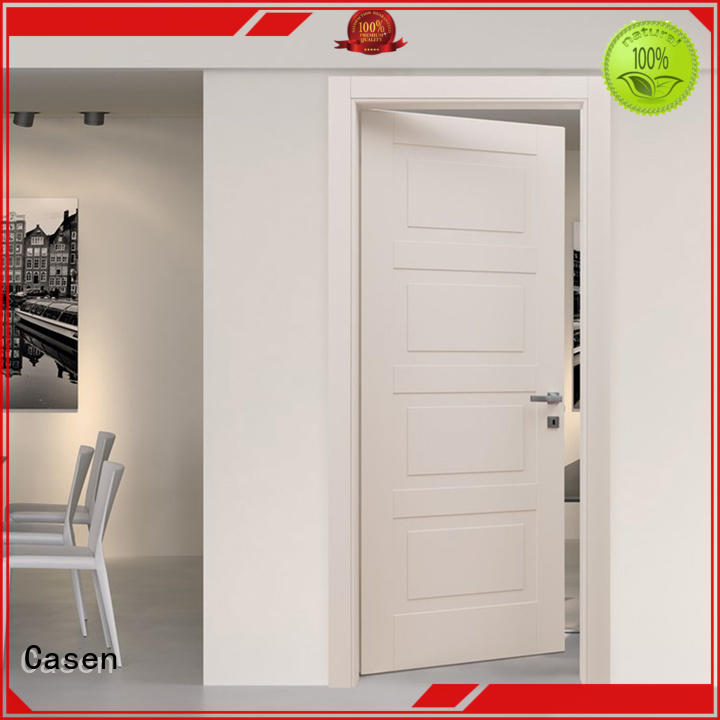 Casen high quality composite interior doors simple style for bedroom