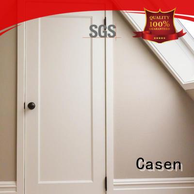 Casen durable mdf doors wholesale for dining room