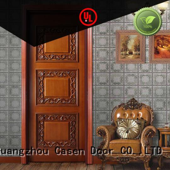 modern luxury wooden doors easy for bathroom