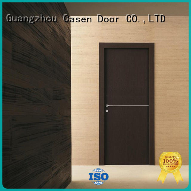 Casen high quality interior wood doors natural for store