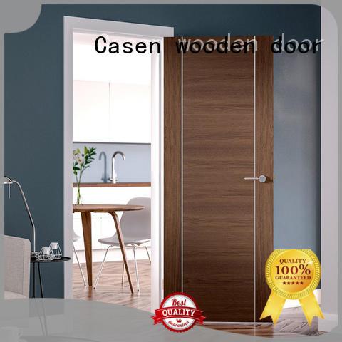 solid solid wood interior doors popular classic Casen Brand