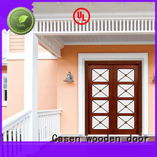luxury design oak doors antique for shop Casen