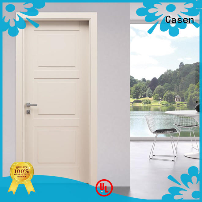 flat wooden best composite doors Casen Brand