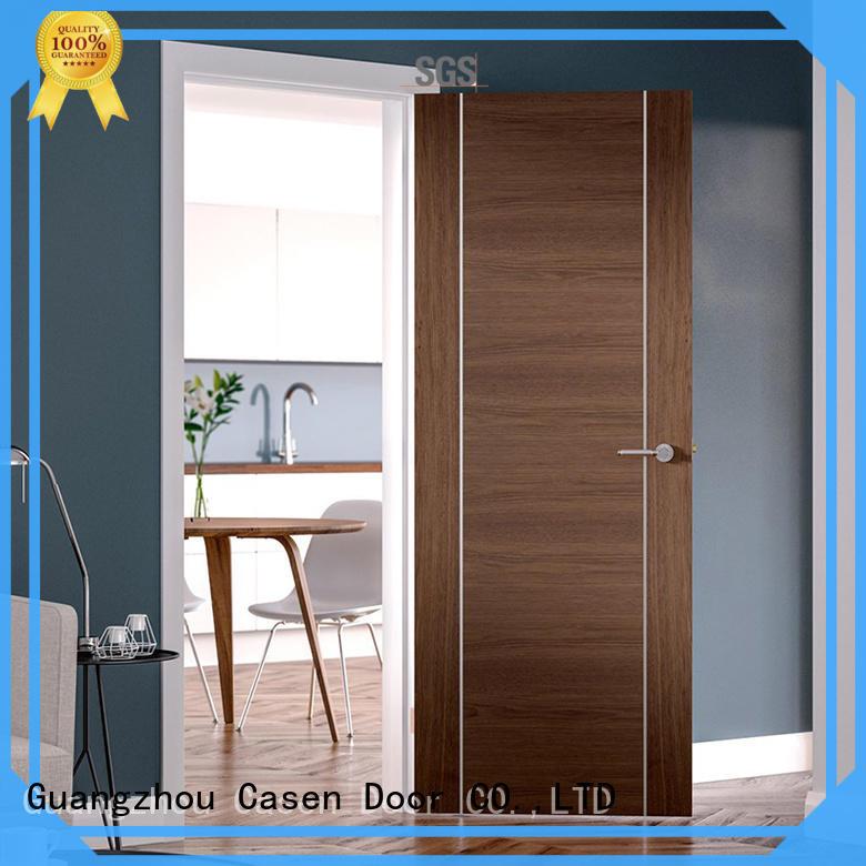 simple professional popular aluminium soundproof door Casen
