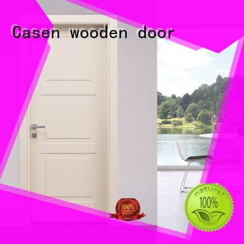 high quality best price composite doors simple style for washroom Casen