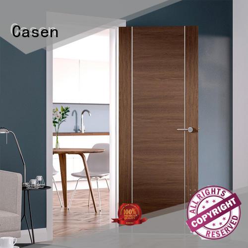 Quality Casen Brand natural steel soundproof door
