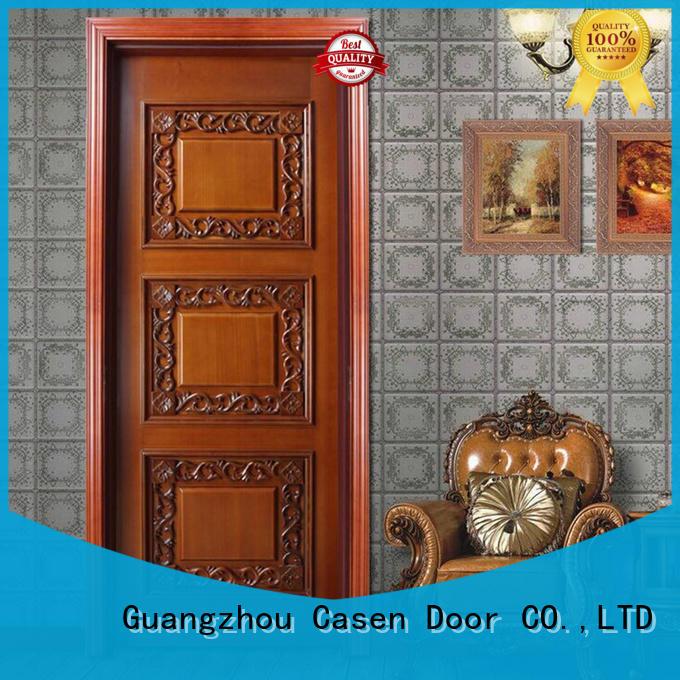modern Custom easy fancy doors flowers Casen