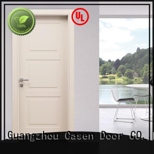 easy dark OEM 4 panel doors Casen