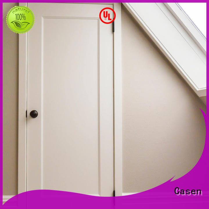 new arrival mdf panel doors easy installation for dining room Casen