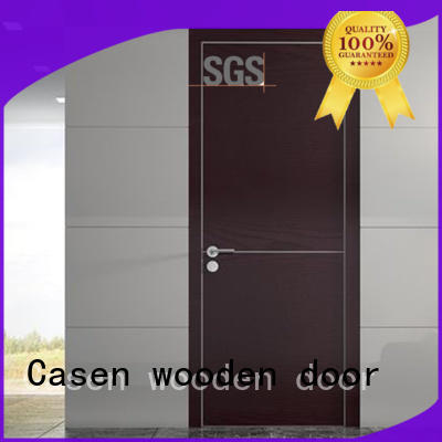 chic custom interior doors cheapest factory price for bedroom