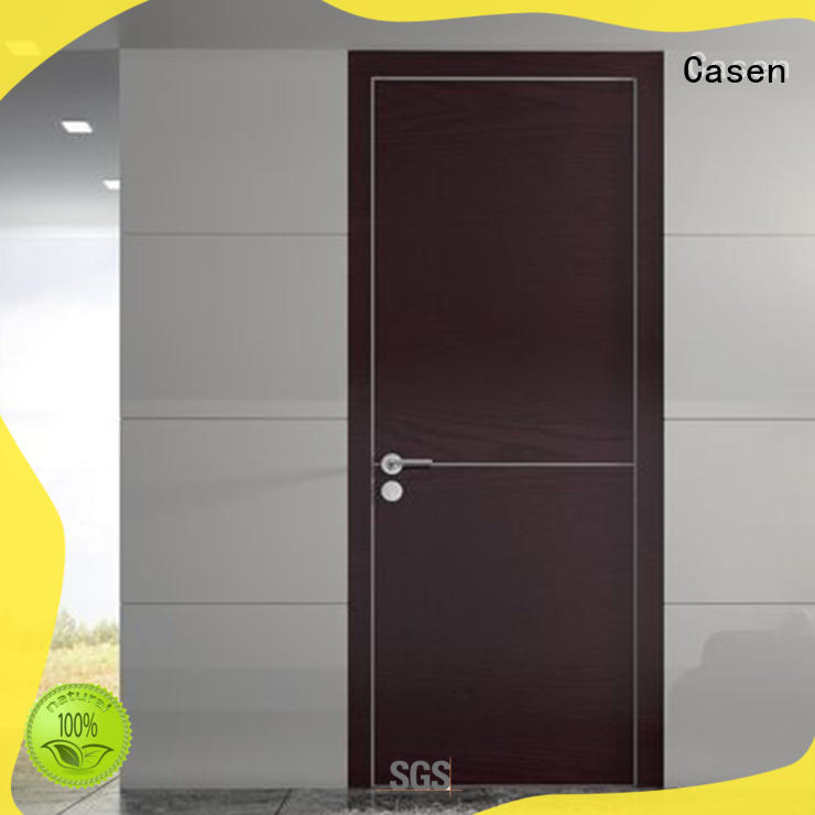 chic contemporary interior doors cheapest factory price for bathroom Casen