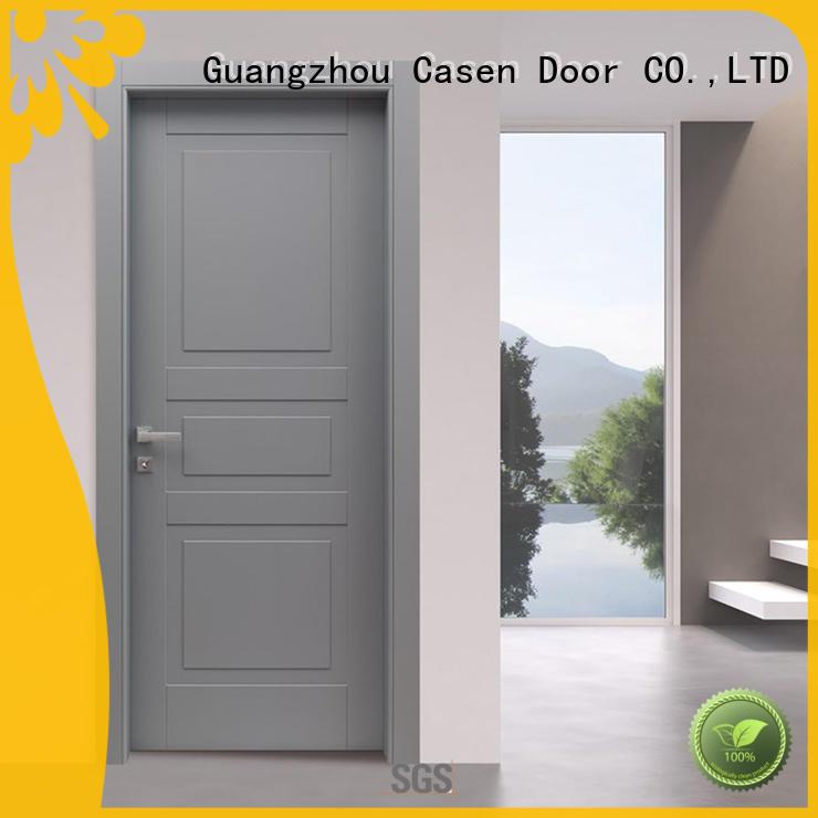 interior composite wood door best design for bedroom