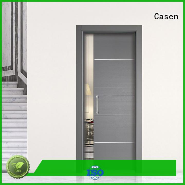 Casen bathroom doors easy