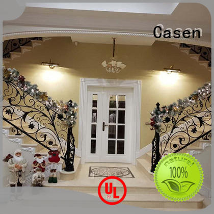 Quality Casen Brand contemporary entry doors glass