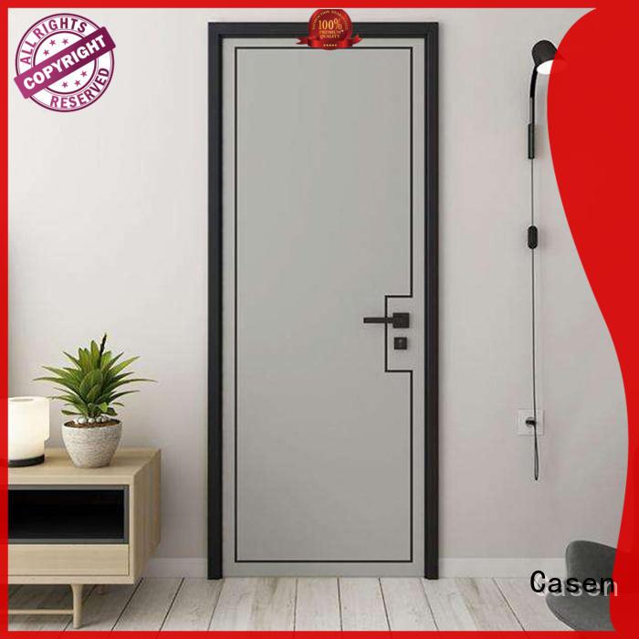 Casen Brand dining style hdf moulded door