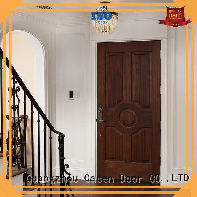 Casen new arrival mdf door suppliers at discount for room