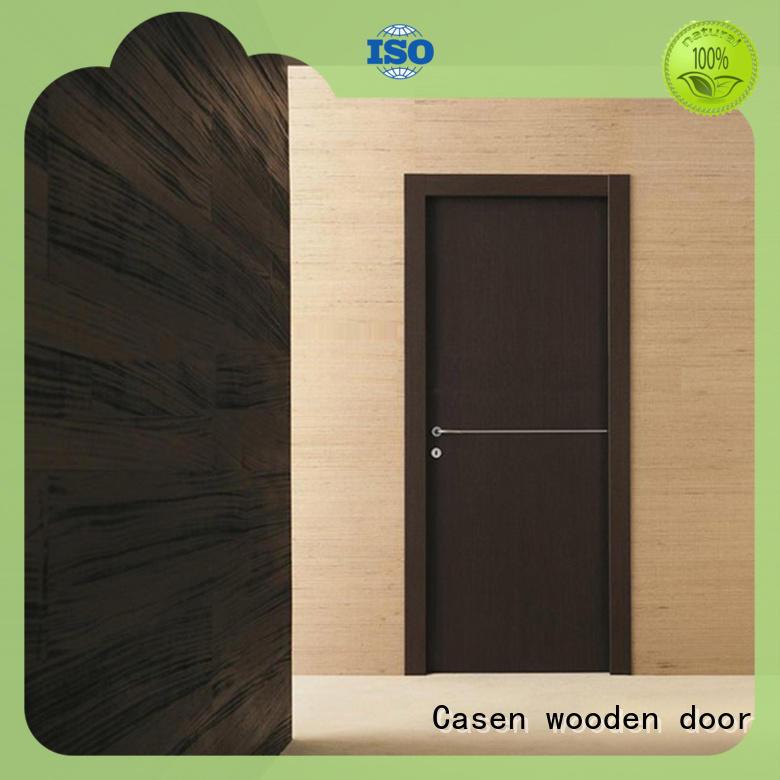 Casen modern design soundproof door for bedroom