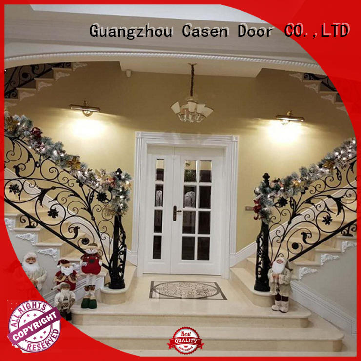 beautiful modern entry doors iron fashion for store