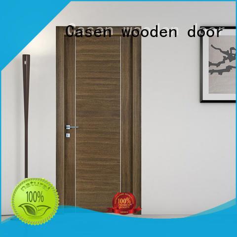 Casen modern design waterproof doors simple for store
