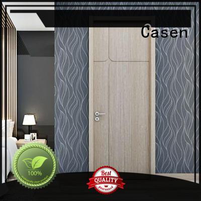 Casen durable large wooden door at discount for hotel