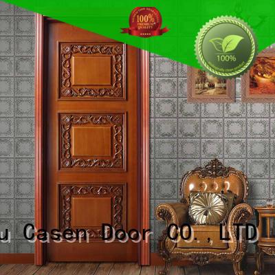 Casen american luxury doors single for bedroom