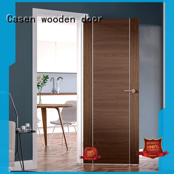 Casen interior soundproof door simple for washroom