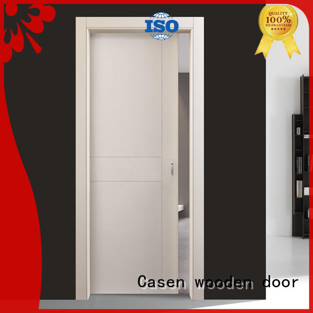 Casen high-end interior wood doors cheapest factory price for shop