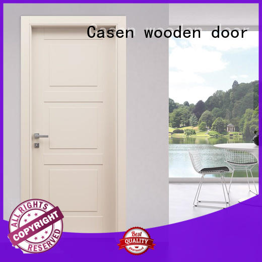 high quality composite door dark for bathroom