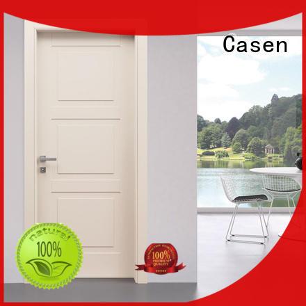 flat contemporary composite doors dark Casen