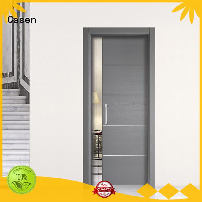 Casen on-sale half glass interior door easy for bathroom